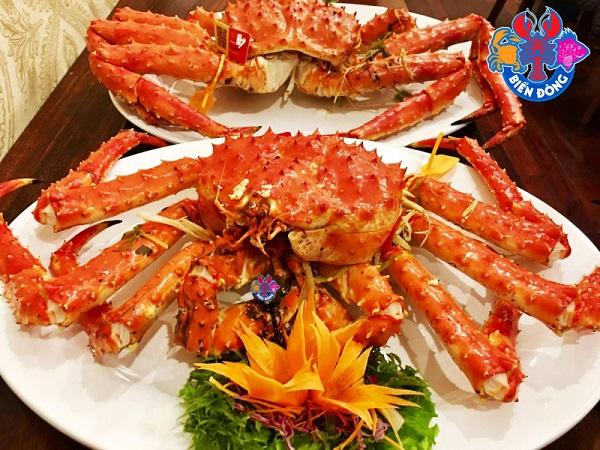 Hải sản Biển Đông - Địa chỉ bán đa dạng các loại hải sản từ bình dân đến cao cấp