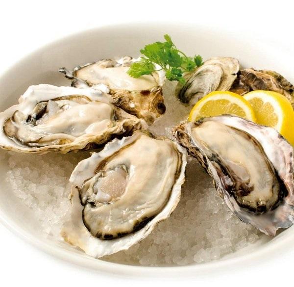 Các món ăn chế biến từ hàu rất giàu chất dinh dưỡng