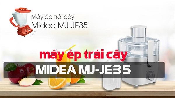 Máy ép trái cây Midea MJ-JE35